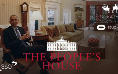 Mit Barack Obama in die Welt der 360° Virtual Reality