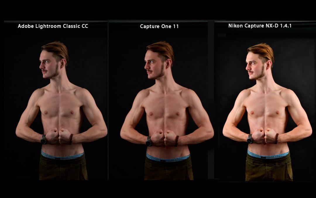 Lightroom vs Capture One – warum sehen unbearbeitete Bilder je nach Software anders aus?